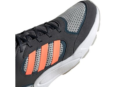 ADIDAS Lifestyle - Schuhe Damen - Sneakers 90s Valasion Sneaker Damen Rot