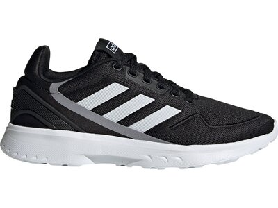 adidas Damen Nebzed Schuh Schwarz