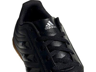 ADIDAS Kinder Fußball-Hallenschuhe COPA 19.4 IN Schwarz