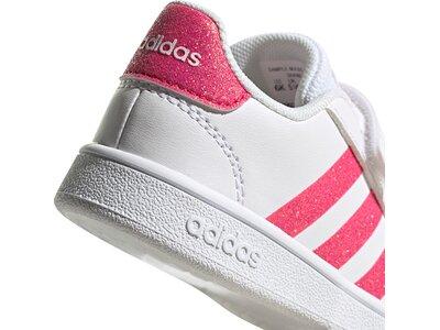 adidas Kinder Grand Court Schuh Pink