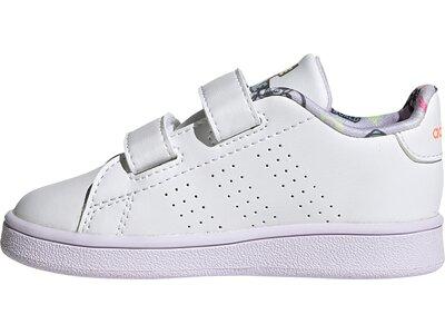adidas Kinder Advantage Schuh Grau