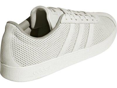 adidas Herren VL Court 2.0 Schuh Silber