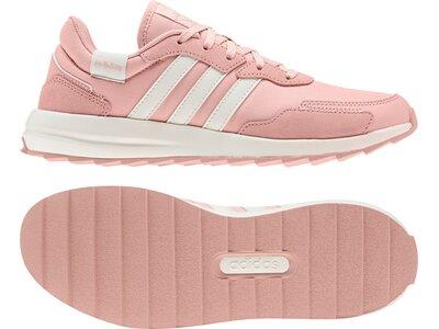 adidas Damen Retrorun Schuh Rot