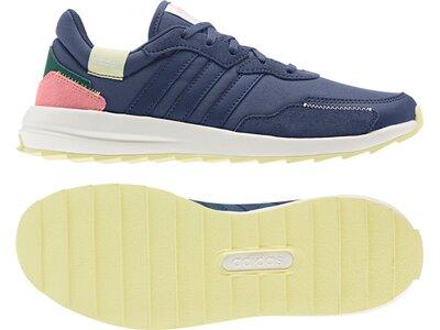 adidas Damen Retrorun Schuh pink