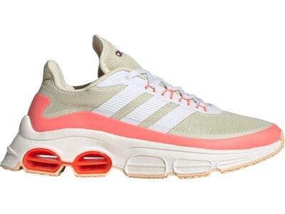 ADIDAS Lifestyle - Schuhe Damen - Sneakers Quadcube Sneaker Damen Beige pink