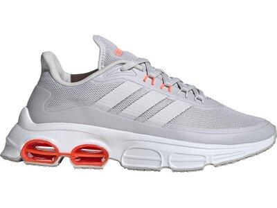 ADIDAS Lifestyle - Schuhe Damen - Sneakers Quadcube Sneaker Damen Silber