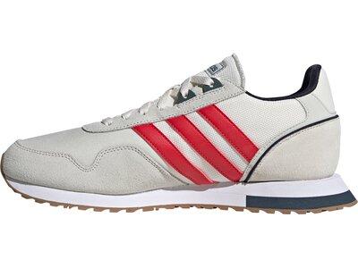 adidas Herren 8K 2020 Schuh Silber