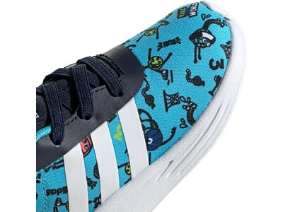 adidas Kinder Lite Racer 2.0 Schuh Grün