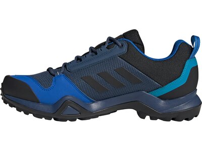 adidas Herren TERREX AX3 GORE-TEX Wanderschuh Blau