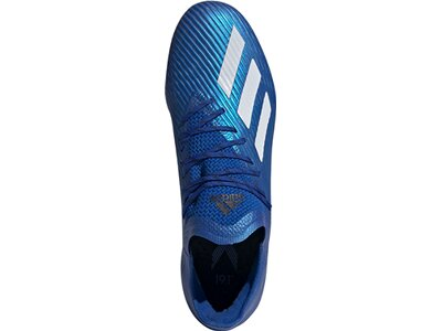 ADIDAS Herren Fußballschuhe X 19.1 AG Blau