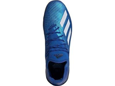 ADIDAS Herren Fußballschuhe X 19.1 TF Blau