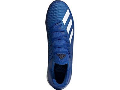 ADIDAS Herren Fußballschuhe X 19.3 TF Blau