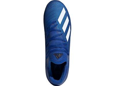 ADIDAS Herren Fußballschuhe X 19.3 SG Blau