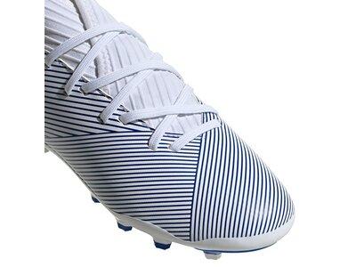 adidas Kinder Nemeziz 19.3 MG Fußballschuh Blau