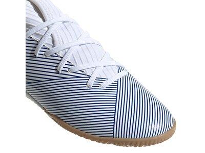 adidas Kinder Nemeziz 19.3 IN Fußballschuh Blau