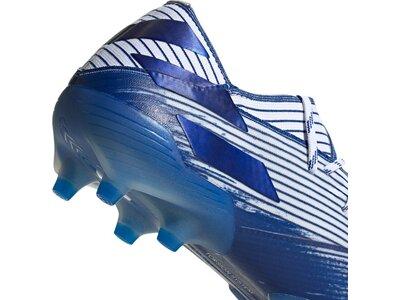 ADIDAS Herren Fußballschuhe NEMEZIZ 19.1 FG Blau