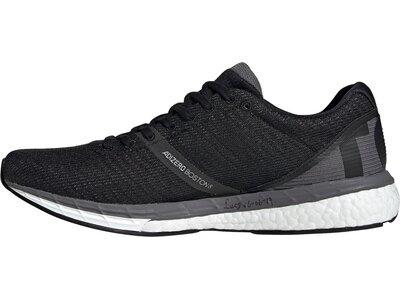 adidas Herren Adizero Boston 8 Schuh Grau