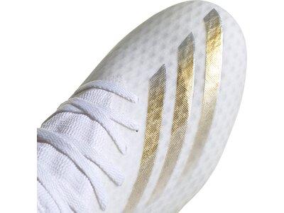 adidas Herren Fußballschuhe X GHOSTED.3 FG Weiß