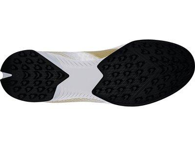 adidas Herren X Ghosted.3 TF Fußballschuh Weiß