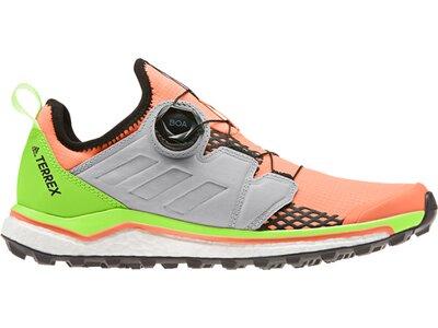 adidas Damen TERREX Agravic Boa Trailrunning-Schuh Schwarz
