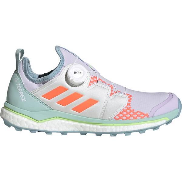 adidas Damen TERREX Agravic Boa Trailrunning-Schuh