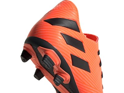 adidas Herren Fußballschuhe NEMEZIZ 19.4 FxG Orange