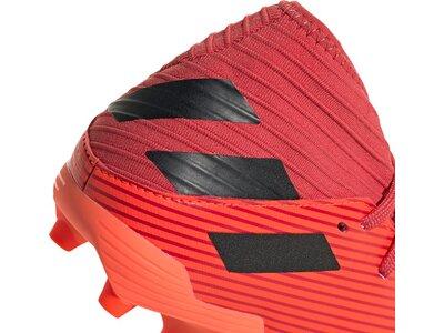 adidas Kinder Fußballschuhe NEMEZIZ 19.3 FG Rot