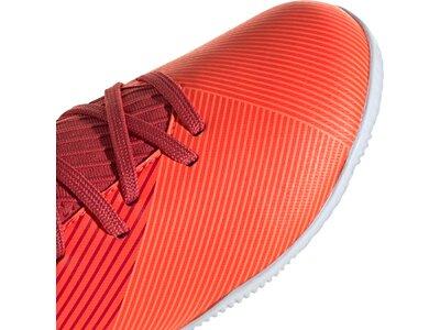 adidas Kinder Fußballschuhe NEMEZIZ 19.3 IN Rot