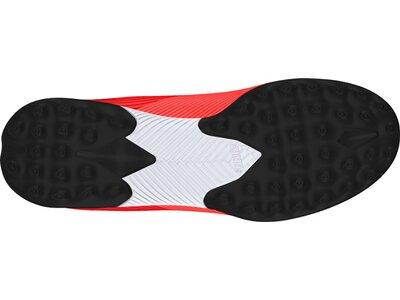 adidas Kinder Nemeziz 19.3 TF Fußballschuh Rot