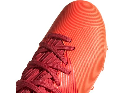 adidas Kinder Nemeziz 19.3 MG Fußballschuh Rot