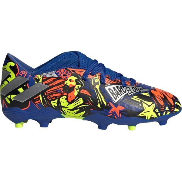 ADIDAS Fußball - Schuhe Kinder - Nocken NEMEZIZ Messi 19.3 FG J Kids