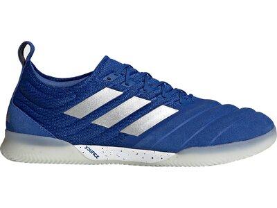 adidas Herren Copa 20.1 IN Fußballschuh Blau