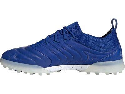 adidas Herren Copa 20.1 TF Fußballschuh Blau