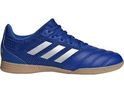 adidas Kinder Copa 20.3 Sala IN Fußballschuh Blau