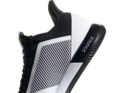 adidas Damen Defiant Bounce 2.0 Schuh Schwarz