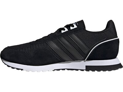 adidas Herren 8K 2020 Schuh Schwarz