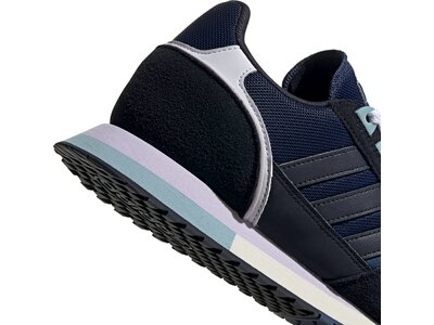 ADIDAS Damen Laufschuhe 8K 2020 Schwarz