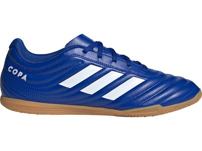 adidas Herren Copa 20.4 IN Fußballschuh Blau