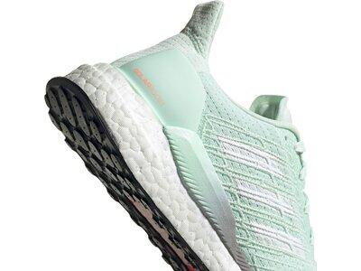 adidas Damen Solarboost 19 Schuh Silber