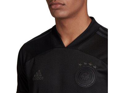 adidas Herren DFB Auswärtstrikot Schwarz