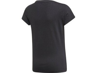 ADIDAS Kinder T-Shirt Schwarz