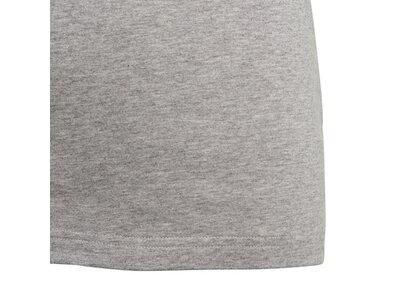 ADIDAS Kinder Shirt CF Silber