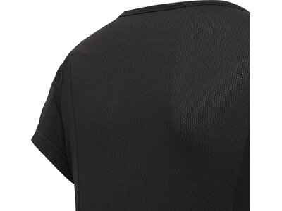 ADIDAS Kinder T-Shirt Cardio Schwarz