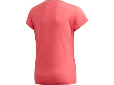 ADIDAS Kinder T-Shirt Essentials Linear Pink