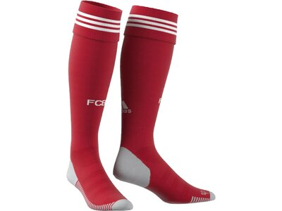 ADIDAS Herren FC Bayern München Heimsocken Rot