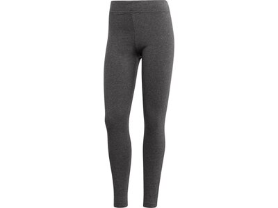 ADIDAS Damen Essentials Linear Tight Grau