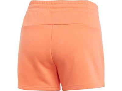 ADIDAS Damen Essentials Solid Shorts Braun