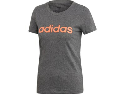 ADIDAS Damen Shirt E LIN SLIM T Grau