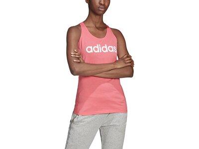 ADIDAS Damen Shirt E LIN SLIM TK Pink