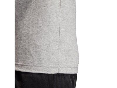 ADIDAS Herren T-Shirt Box Graphic Silber